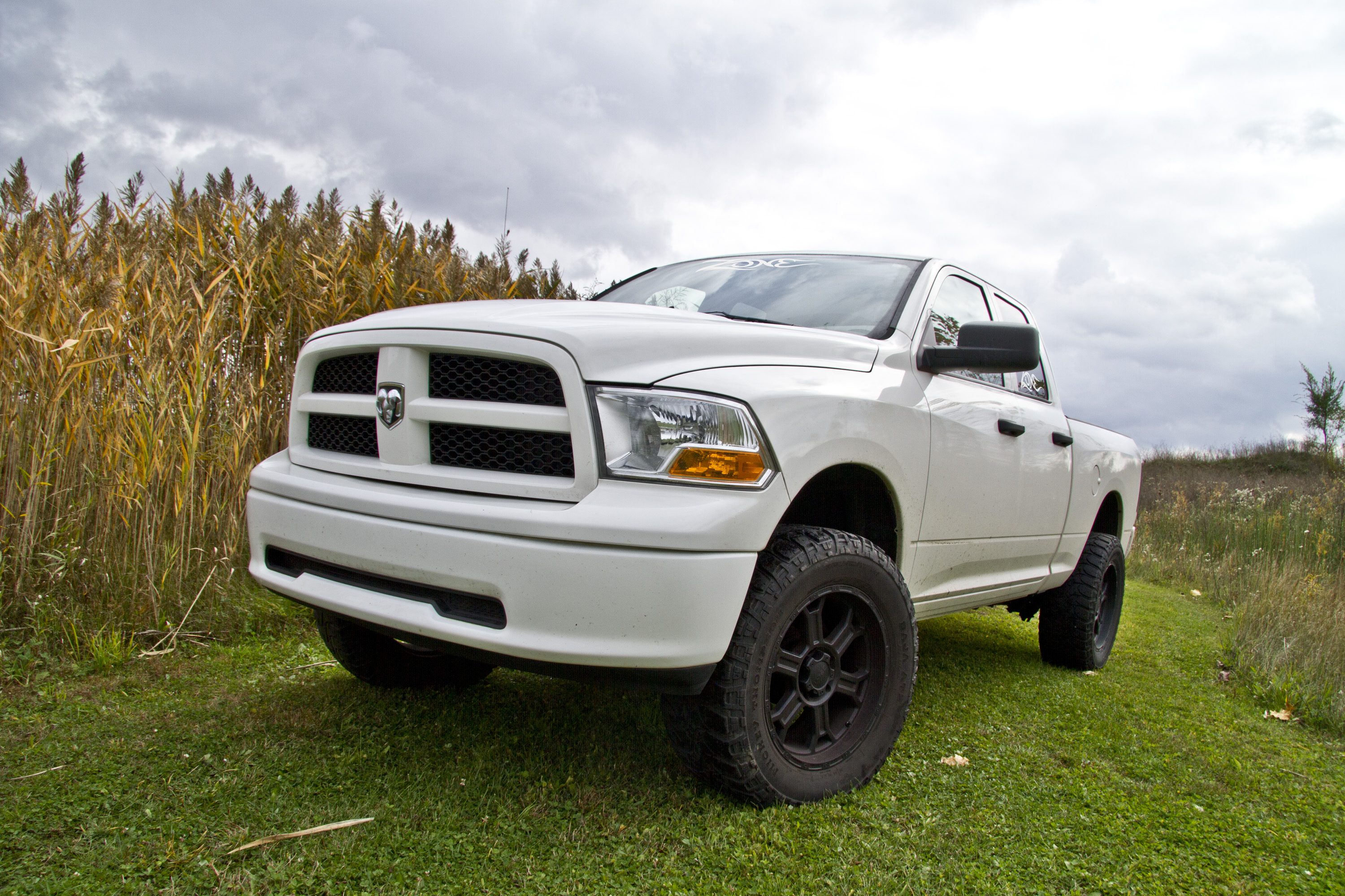 "Dodge Ram Running Boards >> LIFT KITS :: Four Inch :: 3.5"" Zone Off-Raod COMBO Lift ..."